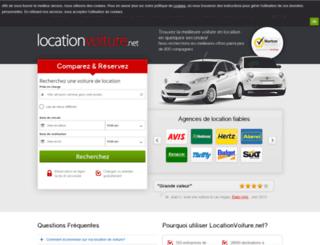 locationvoiture.net screenshot
