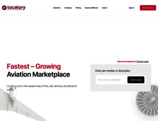 locatory.com screenshot