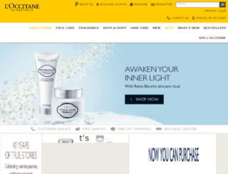 loccitane-me.com screenshot