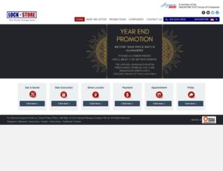 lockandstore.com screenshot