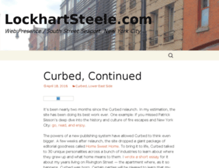 lockhartsteele.com screenshot