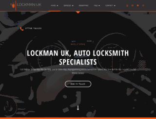 lockmanuk.com screenshot