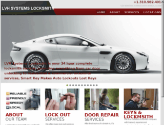 lockoutservices.co screenshot