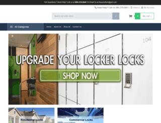 locksmithtoolandsupply.com screenshot