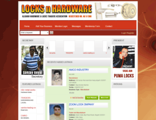 locksnhardware.com screenshot