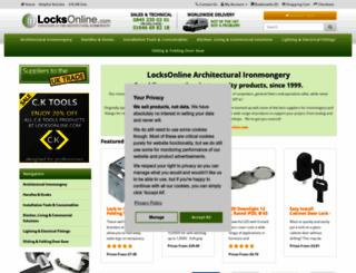 locksonline.com screenshot