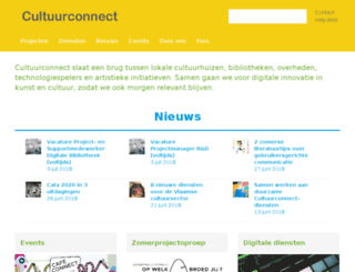 locusnet.be screenshot