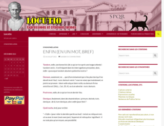 locutio.net screenshot