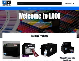 loda.com screenshot