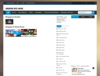 lodgingsingapore.com screenshot