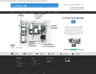 lodus.fr screenshot