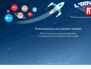 lodyssee.rtl.fr screenshot