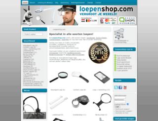 loepenshop.com screenshot