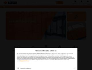 loesch-shop.de screenshot
