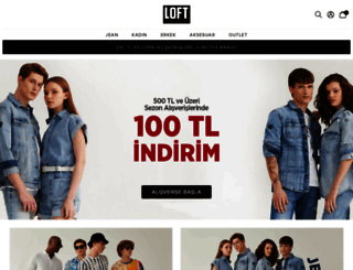 loft.com.tr screenshot