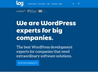 log.pt screenshot
