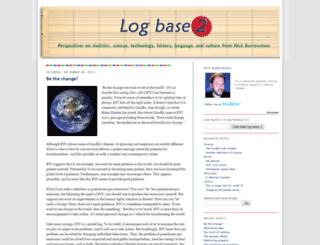 logbase2.blogspot.com screenshot
