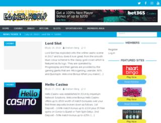 logbookloancentre.co.uk screenshot