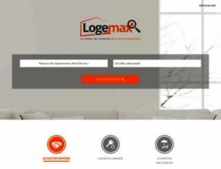 logemax.fr screenshot