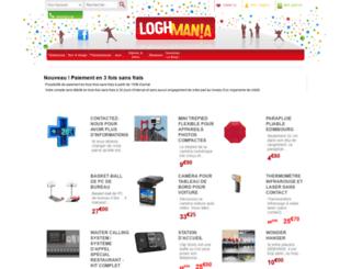 loghmania.com screenshot