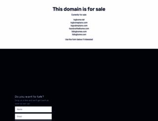 loghome.net screenshot