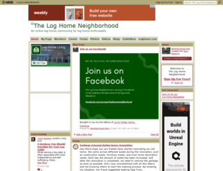 loghomeu.com screenshot