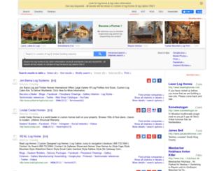 loghouses.org screenshot