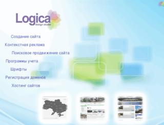 logica.org.ua screenshot