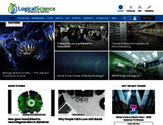 logicalscience.com screenshot