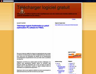 logiciels-gratuit0.blogspot.com screenshot