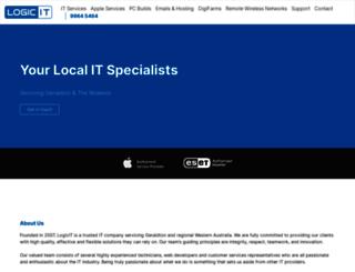 logicit.net screenshot