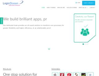 logicocean.com screenshot
