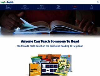 logicofenglish.com screenshot