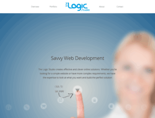 logicstudio.co.nz screenshot