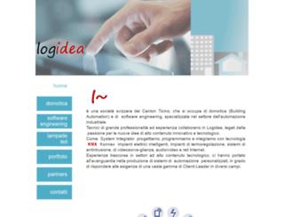 logidea.eu screenshot