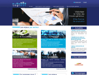 logimot.com screenshot