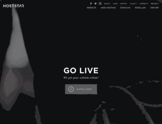 login-113.hoststar.ch screenshot