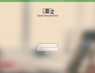 login.dsbcontrol.de screenshot
