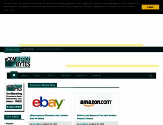 login.ecommwire.com screenshot