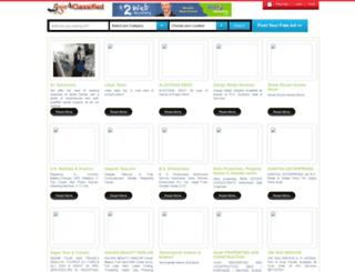 login4classified.com screenshot