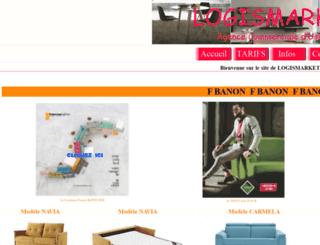 logismarket-france.com screenshot