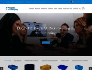 logisticpackaging.com screenshot
