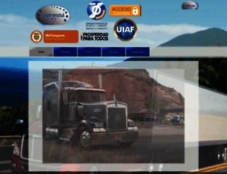 logitranstul.com screenshot