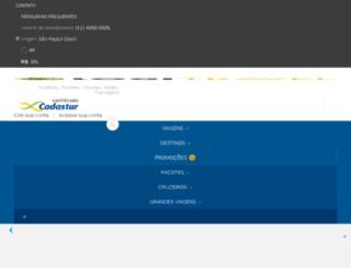 logitravel.com.br screenshot