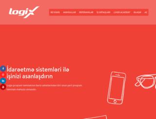 logix.az screenshot
