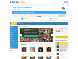 logler.com screenshot