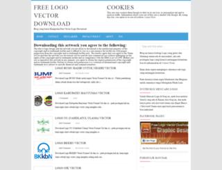 logo-vectorcdr.blogspot.co.id screenshot