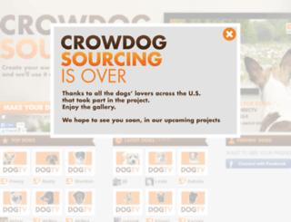 logoapp.dogtv.com screenshot