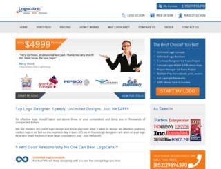 logocare.com screenshot