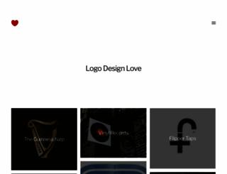 logodesignlove.com screenshot
